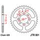 High Carbon 420 39 Tooth Steel Rear Sprocket - JTR801.39