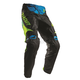Black/Lime Fuse Propel Pants