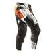 Orange/White Pulse Taper Pants