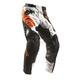 Orange/White Pulse Taper Pants