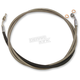 XR Polished Stainless Hydraulic Clutch Line - SSC0105-62