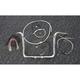 Sterling Chromite II Caliber Handlebar Installation Kit W/ 12 in. Bagger Bars - 38830-212