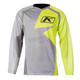 Lime Green/Gray Mojave Jersey