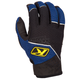 Black/Blue Mojave Gloves