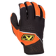 Black/Orange Mojave Gloves