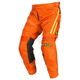 Orange Dakar In-the-Boot Pants