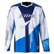 Blue/White Dakar Jersey