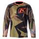 Green/Brown Dakar Jersey