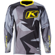 Gray/Black Dakar Jersey