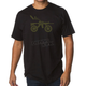 Black AR Bike T-Shirt