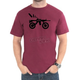 Red AR Bike T-Shirt