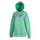 Women's Green Vista Hoody