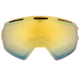 Bronze Gold Mirror Replacement Double Lens for Oculus Goggles - 3891-000-000-003
