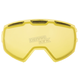 Light Yellow Replacement Double Lens for Oculus Goggles - 3891-000-000-004
