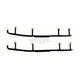 4 in. Trail Series Carbide Wear Rod - B4-130