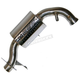 Trail Series Performance Exhaust - 132T207