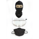 Clear Electric Lens Snow Shield Kit w/Balaclava for Strobe Helmets - 02-968