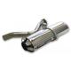 Brushed Slip-On Muffler - TR-4108S