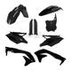 Black Full Replacement Plastic Kit - 2449570001