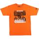 Orange Start Tee Shirt