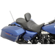Mild Stitch Forward-Positioning Low Profile Touring Seats /w EZ Glide II Backrest - 0801-1010