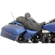 Pillow Top Stitch Forward-Positioning Low Profile Touring Seats w/EZ Glide II Backrest System - 0801-1012