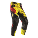 Yellow/Red Pulse Taper Pants