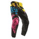 Yellow/Pink Pulse Louda Pants