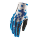 Powder Blue/White Void Bits Gloves