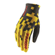 Yellow/Black Void Bits Gloves
