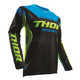 Black/Lime Fuse Propel Jersey