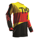 Yellow/Red Pulse Taper Jersey