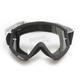 Black Combat Goggles - 2601-2075