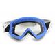 Blue/White Combat Goggles - 2601-2076