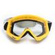 Yellow/Black Combat Goggles - 2601-2078