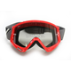 Red/Black Combat Sand Goggles - 2601-2084