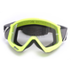 Flo Green/Black Combat Sand Goggles - 2601-2086