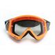Flo Orange/Black Combat Sand Goggle - 2601-2087