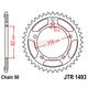Rear C49 High Carbon Steel Sprocket - JTR1493.42