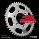 Rear C49 High Carbon Steel Sprocket - JTR1869.45