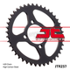 Rear C49 High Carbon Steel Sprocket - JTR257.36
