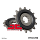 Front Rubber Cushioned Sprocket - JTF1447.14RB