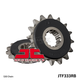 Front Rubber Cushioned Sprocket - JTF333.16RB