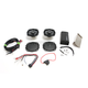 Powered by Kicker, Audio Fit Front Speaker Kit - 4405-0471