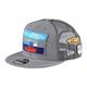 Charcoal 2017 Team KTM Snapback Hat - 712505970