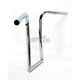 Chrome 14 in. Midget Gimp Handlebar - 14MCHDKT