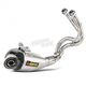 Titanium Race Line Exhaust - S-K6R8-HEGEH