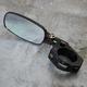 Black RZR 1000 4x2 Folding Mirror - 60-300-1