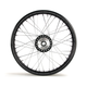 Black 21x2.15 40 Spoke Front Wheel - 51676