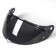 Dark Smoke Face Shield for K1R Helmets - 3817-000-000-001